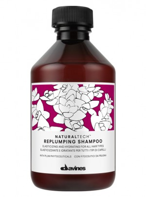 RePLUMPING SHAMPOO + CONDITIONER